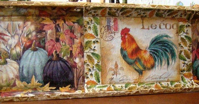 In ultimul timp am descoperit farmecul tavilor de lemn decorative. S-a intamplat ca la magazinul Kaufland sa gasesc tavi inguste si lungi, n...