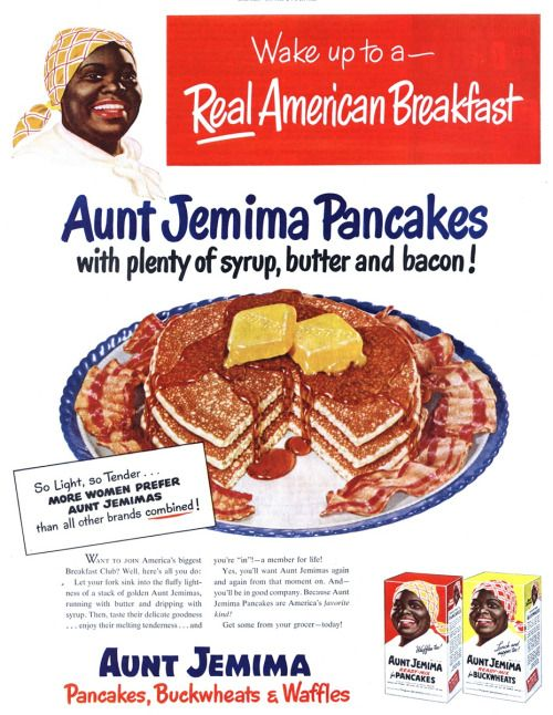 Aunt Jemima - 19501200 LHJ