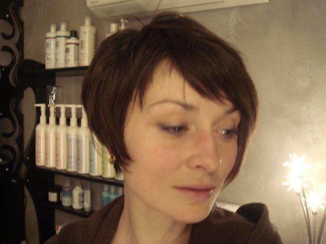legerement plongeant coiffeur visagiste carre boule coiffure carre coiffures montpellier salons avant aprs montpellier - Meilleur Coloriste Montpellier