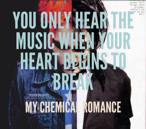When A Child Breaks Your Heart Quotes: 'You Only Hear The Music When Your Heart Begins To Break