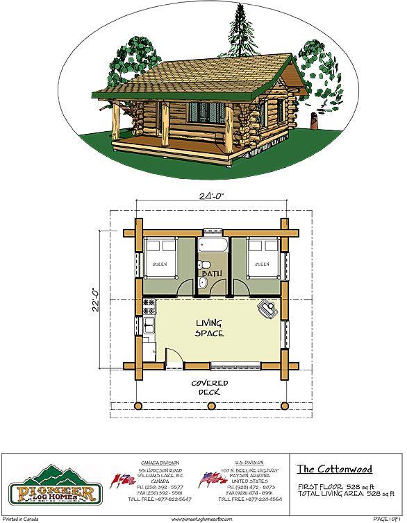Cottonwood floor plans pinterest for Brodie house plan