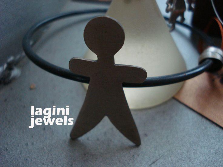 hanmade bracelet of silver 925
