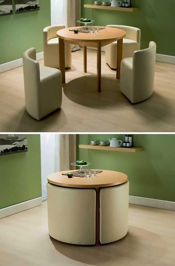 Cadeiras de designs únicos e diferentes