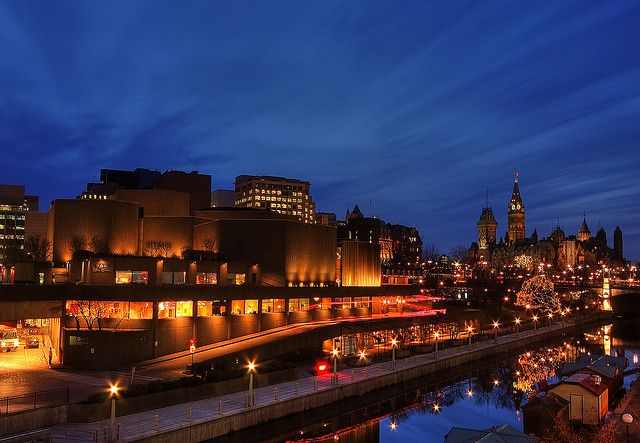 National Arts Centre. Home to the world-renowned NAC Orchestra and theatre, dance and variety performances. For more information on the National Arts Centre visit http://www.ottawatourism.ca/en/visitors/what-to-do/entertainment-and-nightlife/national-arts-centre
