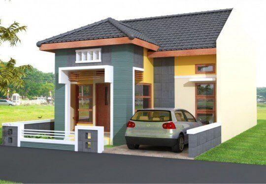 Desain Rumah Minimalis Type 36 72 1 Lantai Content