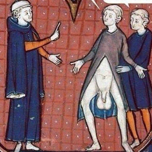 boludo medieval