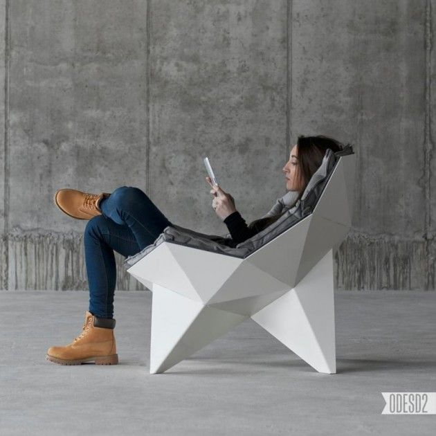 Q1 Lounge Chair by ODESD2 - #seating #furniture