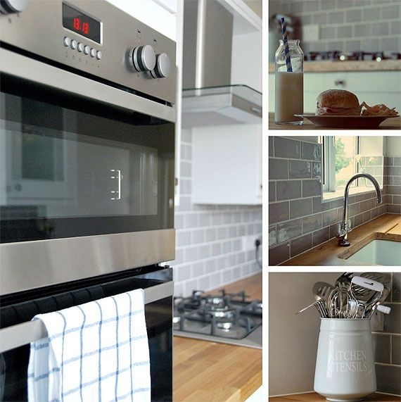 Grey Kitchen Subway Tile: 29 Best Images About Kitchen On Pinterest
