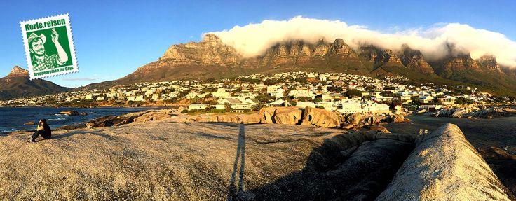 Faszination Kapstadt - Wolken über dem Tafelberg