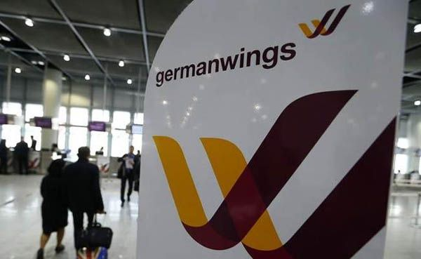Több mint 30 járatát törölte a Germanwings a lezuhant repülő miatt