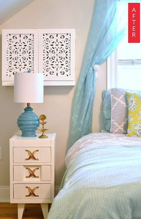 Before & After: An Adorable Air Conditioner (You Read That Right) | Apartment Therapy
