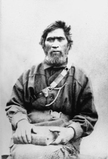 """Our Wiremu Tamihana NZer of the Year - Tamahere Forum, 13th Nov, 2013 Author Evelyn Stokes, who wrote a biography of the man entitled Wiremu Tamihana, Rangatira, wrote that""""his vision is still valid: that of a Maori society in control of its own..."""