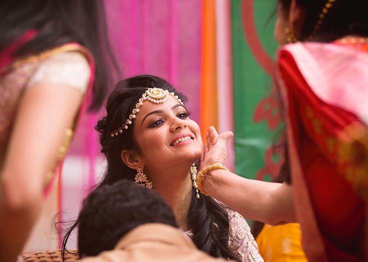 Mehndi Bridal With Matha Patti : Best bridal maang tikka images