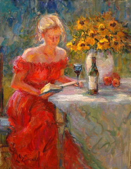 """""""Sunday Afternoon"""" by Diane Leonard re-pinned by: http://sunnydaypublishing.com/books/"""