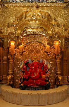 693 best devi devta images on pinterest hindus indian gods and indian paintings - Siddhivinayak wallpaper ...