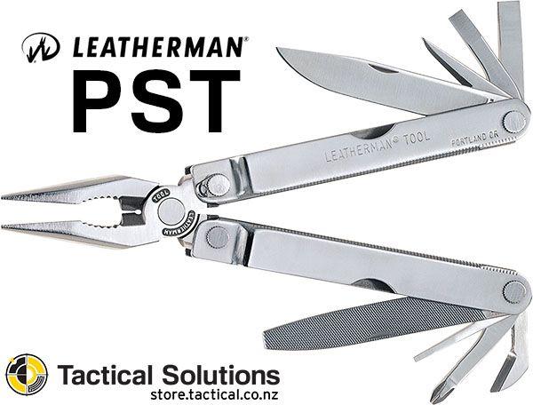 Leatherman PST - pocket survival tool - First Leatherman