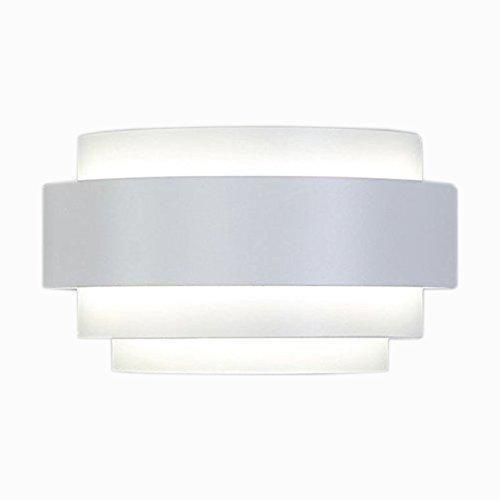 Oferta: 17.99€ Dto: -60%. Comprar Ofertas de Lightess Apliques de Pared Moderna Lámpara de Pared Lámpara en Moda Agradable Luz de Ambiente Lámpara de Decoración para Dorm barato. ¡Mira las ofertas!