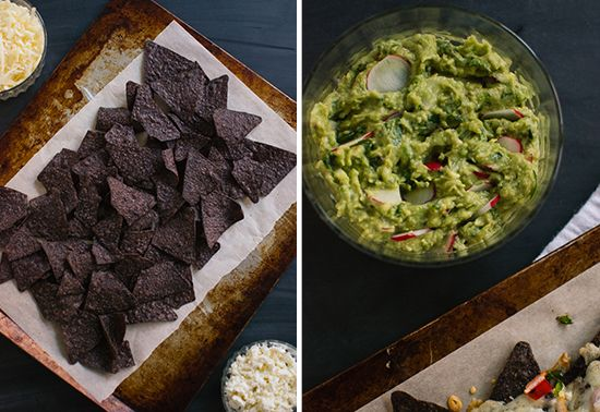 blue corn chips and guacamole--super delicious  No, seriously...I'm going to have this in less than 10 days.  I have my own guacamole recipe that's BANANAS and I can't wait to taste it with these all natural blue corn chips!