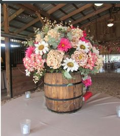 Lovely Country Party Decor By RioLeigh