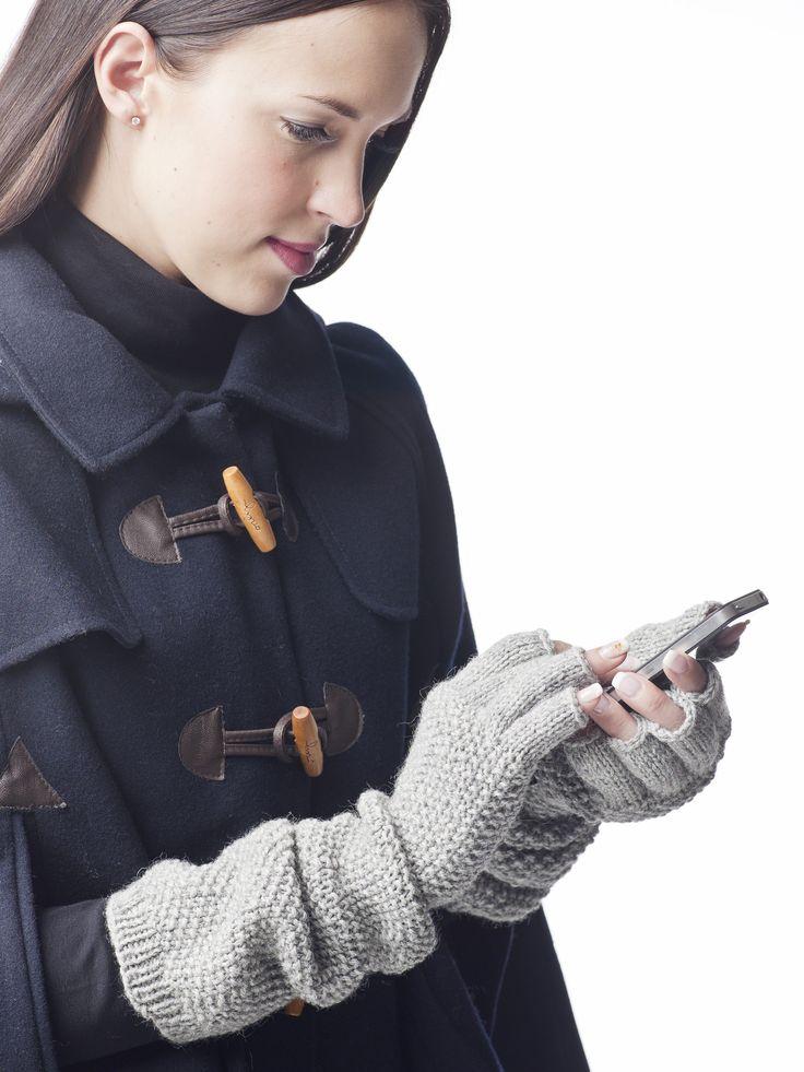 Neulotut kynsikkäät Novita 7 Veljestä | Novita knits