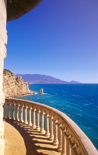 Ukraine: #Yalta - Explore the World with Travel Nerd Nici, one Country at a Time. http://TravelNerdNici.com