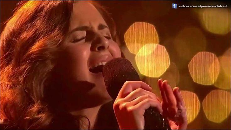 Carly Rose Sonenclar - Ultima apresentação no X-Factor (Legendado)