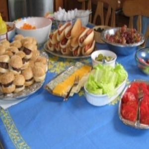 Kid Party Food Recipes Birthday