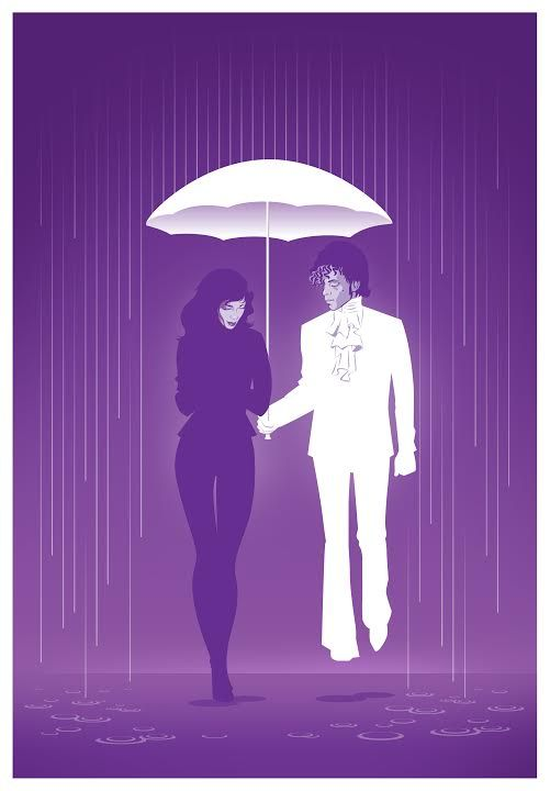 """""""4 long, dreadful months have passed since God welcomed you home. I miss you so…[Read Apollonia's heartfelt letter to #Prince ]"""