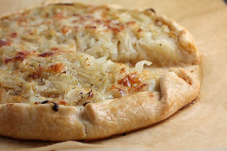 Onion Tart | Casseroles, Bakes, Quiches | Pinterest