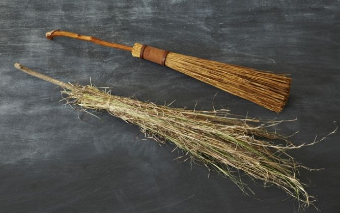 Wish I would have found this before I bought my brooms this year. There's always next year : )