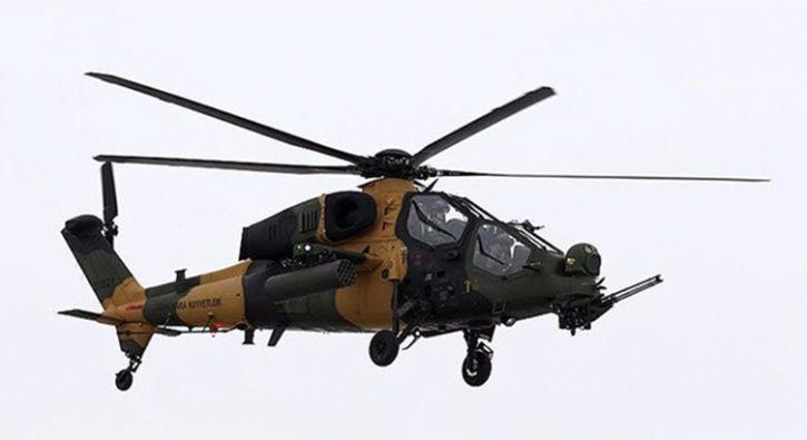 #GÜNDEM Milli helikoptere yerli füze: Türkiye'nin uzun menzilli tanksavar füze ihtiyacını karşılamak için başlatılan proje kapsamında…