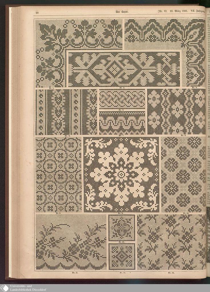 61 besten alte sammlungen bilder auf pinterest kreuzstich sammlung und strickvorlage. Black Bedroom Furniture Sets. Home Design Ideas