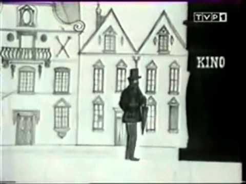 """Czołówka programu """"W starym kinie"""" (1967 - 1999)"""