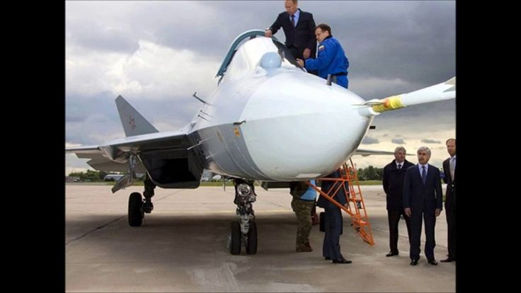 Syria Crisis: Russia is planning to use latest T-50 fighters in Syria