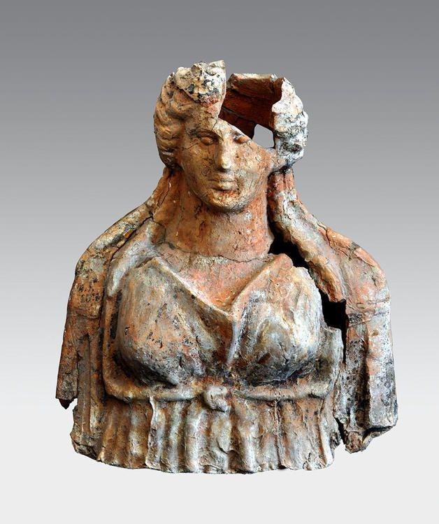 Bust of a Goddess