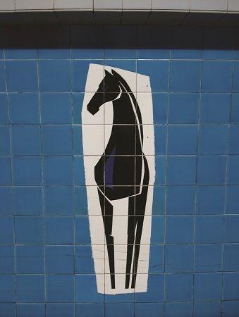 Blackhorse Road - #London #Tube #Londra