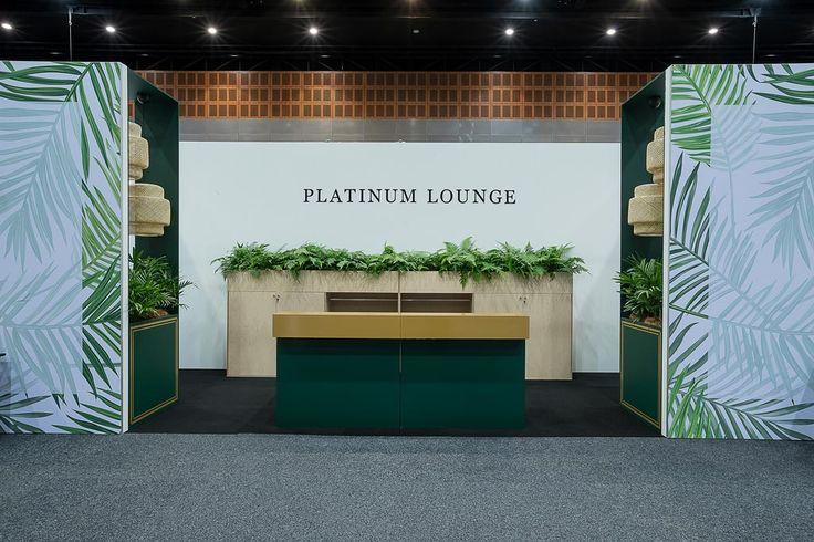 StyleMe bar Platinum Lounge @ AREC 2017