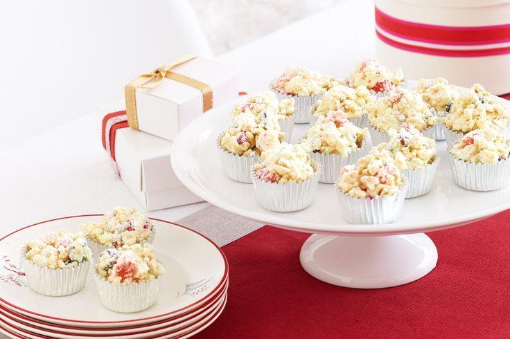 White Christmas Bites Recipe - Taste.com.au