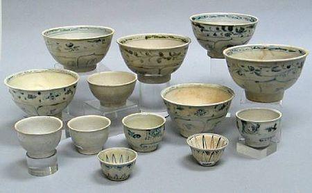 Vietnamese ceramics, Late 15th/Early 16th Century