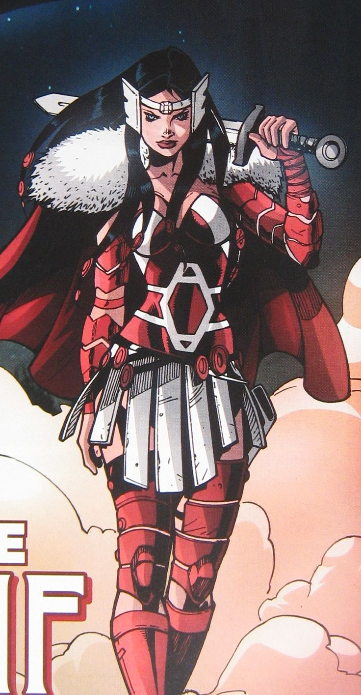 Lady Sif  #Marvel #Thor