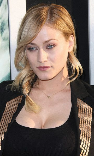 Olivia Taylor Dudley Long Braided Hairstyle