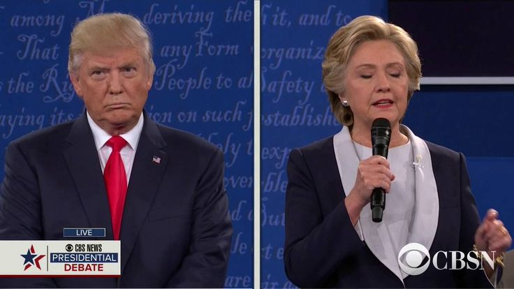 Watch Live: The 2nd Presidential Debate