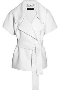 Gucci Wool and angora-blend jacket | NET-A-PORTER