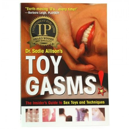 Dr. Sadie Allison's Toygasms Book
