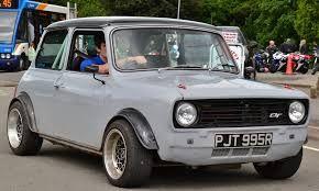 classic mini clubman - I loved my Mini, most fun I ever had with a car :)