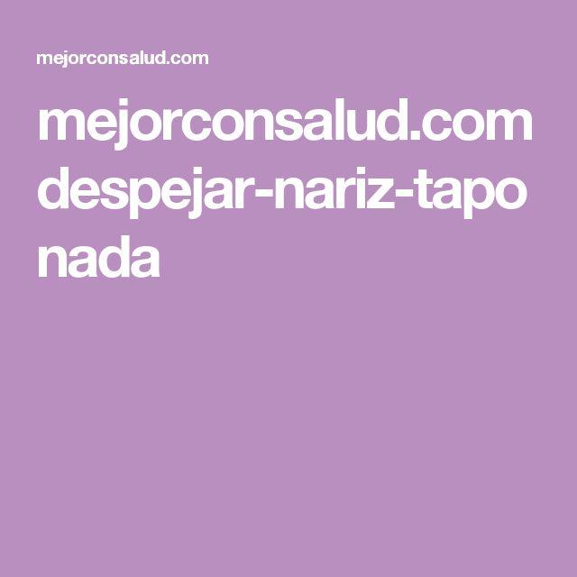 mejorconsalud.com despejar-nariz-taponada