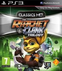 $69.99 Ratchet and Clank HD Trilogy for PS3