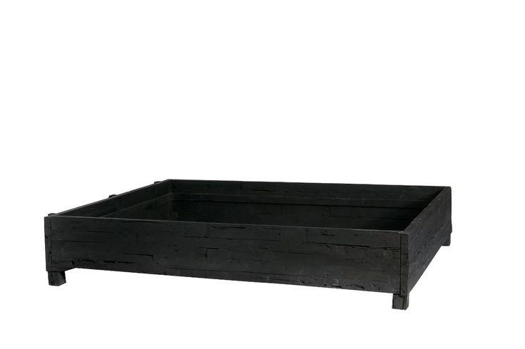 Bed Frame Black 180cm