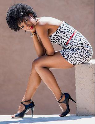 #HairIdol: Vicky Jeudy from #oitnb