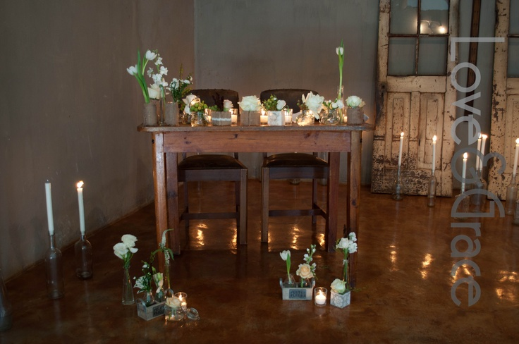 Liezl & Johan chapel decor by Love & Grace @ Imperfect Perfection - Mircacles Photography